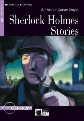 SHERLOCK HOLMES STORIES  LIVRE+CD-ROM
