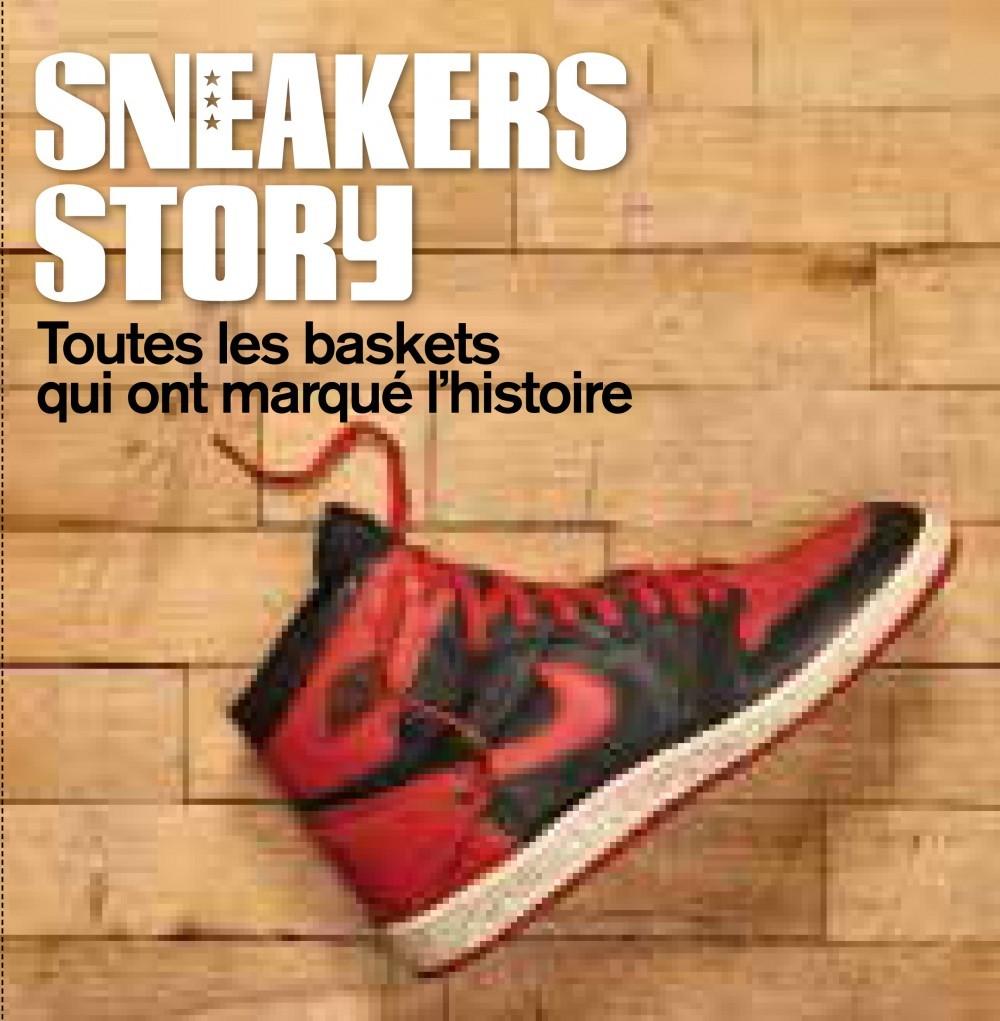 SNEAKERS STORY : TOUTES LES BASKETS QUI ONT MARQUE L'HISTOIRE