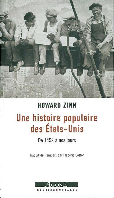 UNE HISTOIRE POPULAIRE DES ETATS UNIS