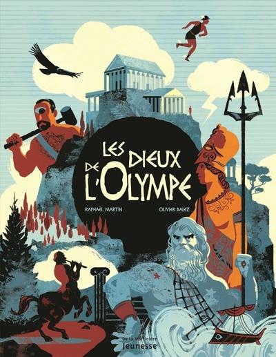 DIEUX DE L'OLYMPE (LES)
