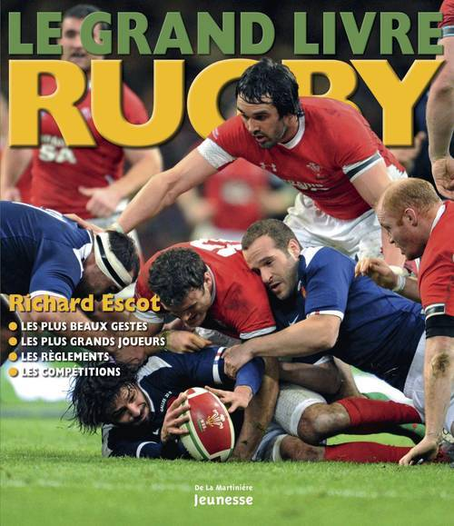 GRAND LIVRE RUGBY (LE)