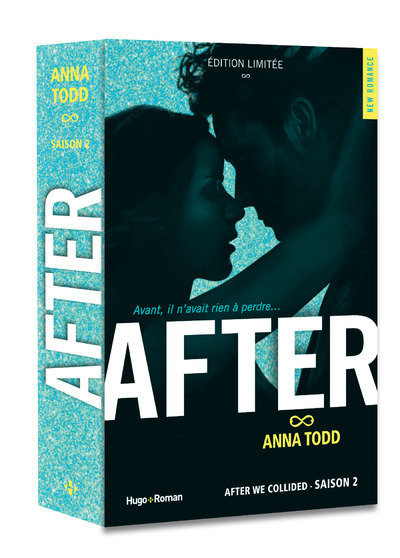 AFTER SAISON 2 (EDITION LIMITEE) AFTER WE COLLIDED