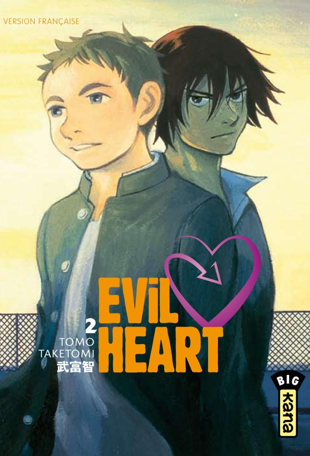 EVIL HEART T2