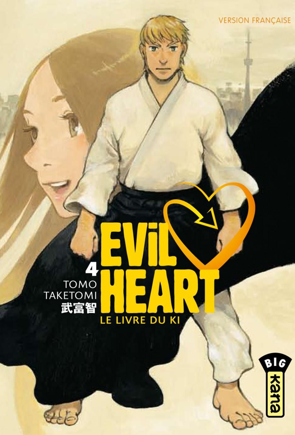 EVIL HEART T4