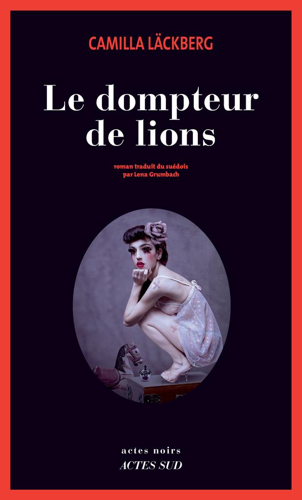 LE DOMPTEUR DE LIONS.