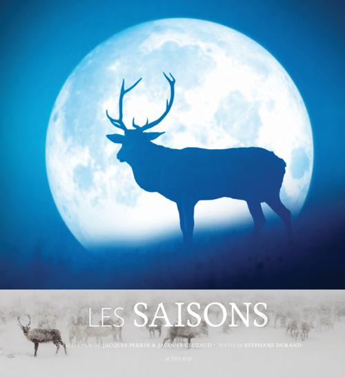 LES SAISONS (BEAU LIVRE)