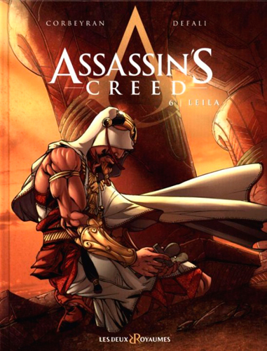 BANDE DESSINEE T6 ASSASSIN'S CREED T6