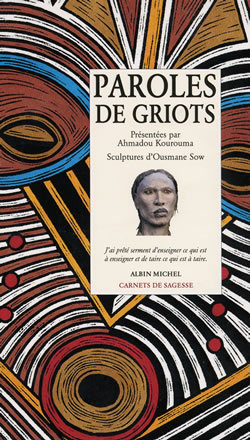PAROLES DE GRIOTS