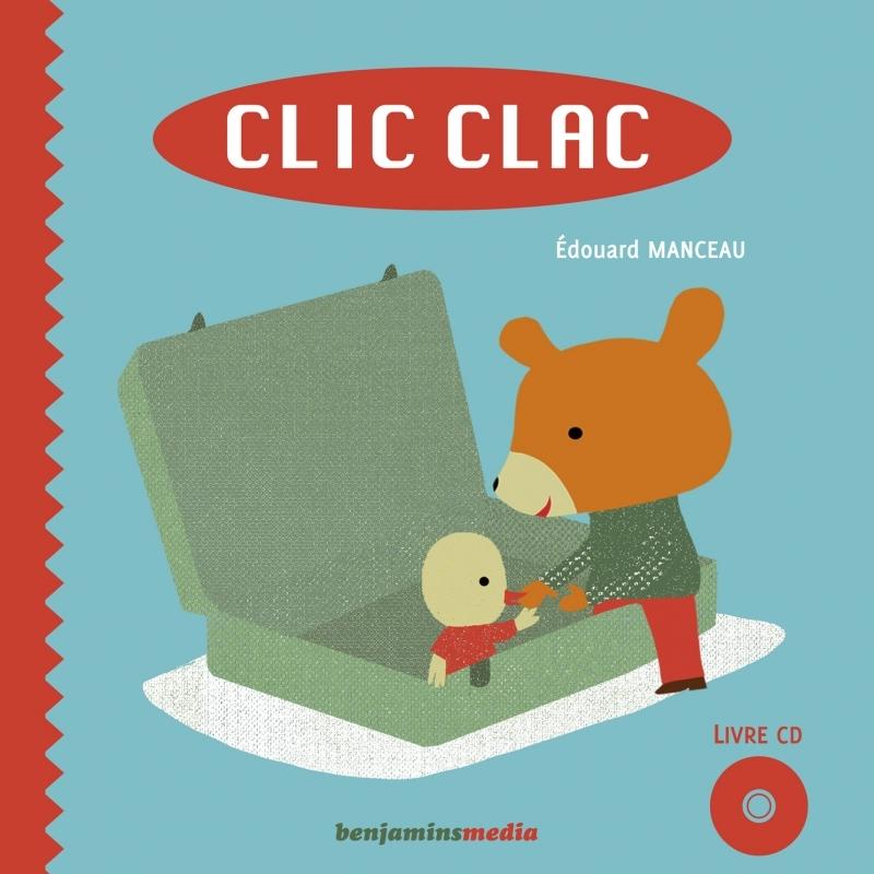 CLIC CLAC (+ CD)