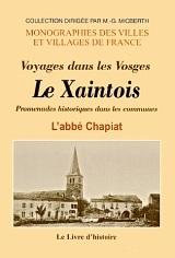 LE XAINTOIS - PROMENADE HISTORIQUE DANS LES COMMUNES