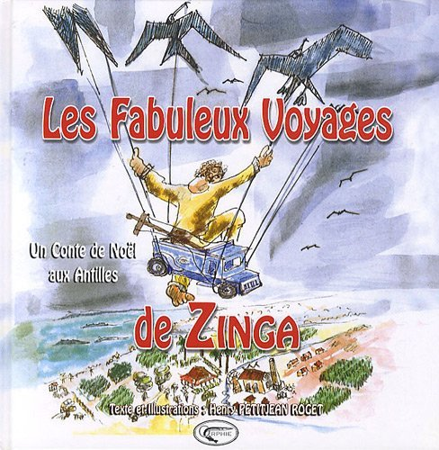 LES FABULEUX VOYAGES DE ZINGA