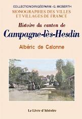 CAMPAGNE-LES-HESDIN (HISTOIRE DU CANTON DE)