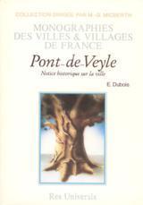 PONT-DE-VEYLE (HISTOIRE DE)