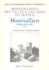 MONTIVILLIERS (HISTOIRE DE) VOL. II