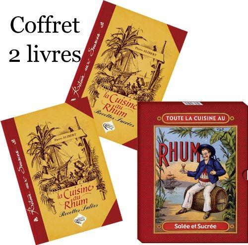 TOUTE LA CUISINE AU RHUM COFFRET 2