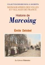 MARCOING (HISTOIRE DE)