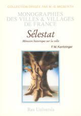 SELESTAT (HISTOIRE DE)