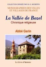 VALLEE DE BOZEL (LA)