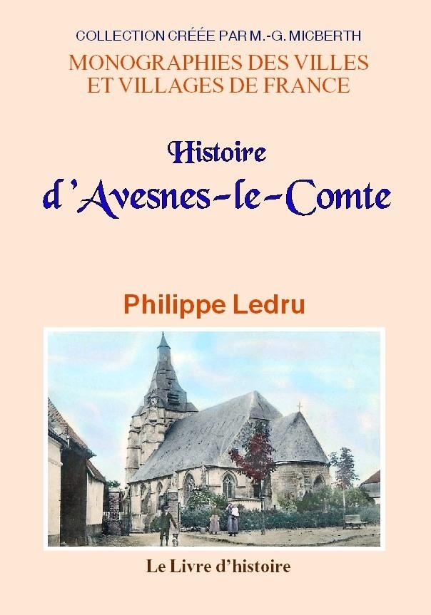 AVESNES-LE-COMTE (HISTOIRE D')