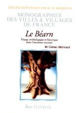BEARN (LA VICOMTE DE)- PROMENADE HISTORIQUE DANS LES COMMUNES