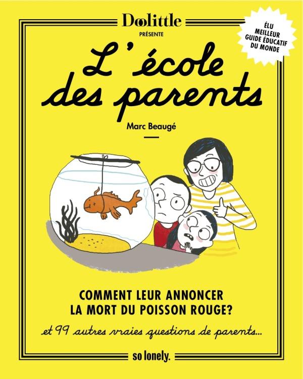 L ECOLE DES PARENTS