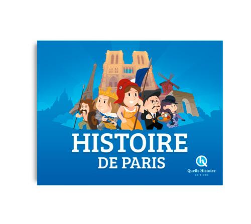 HISTOIRE DE PARIS (HIST.JEUNESSE)
