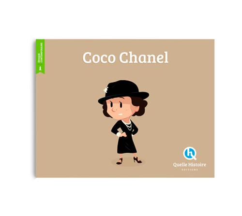 COCO CHANEL (HIST.JEUNESSE)