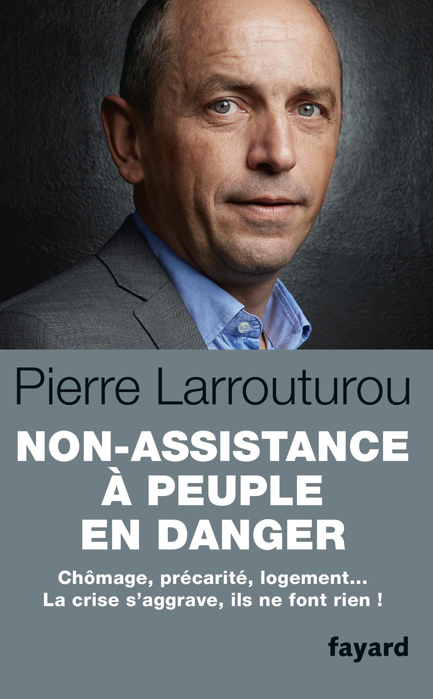 NON-ASSISTANCE A PEUPLE EN DANGER