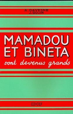 MAMADOU ET BINETA SONT DEVENUS GRANDS CM1-CM2