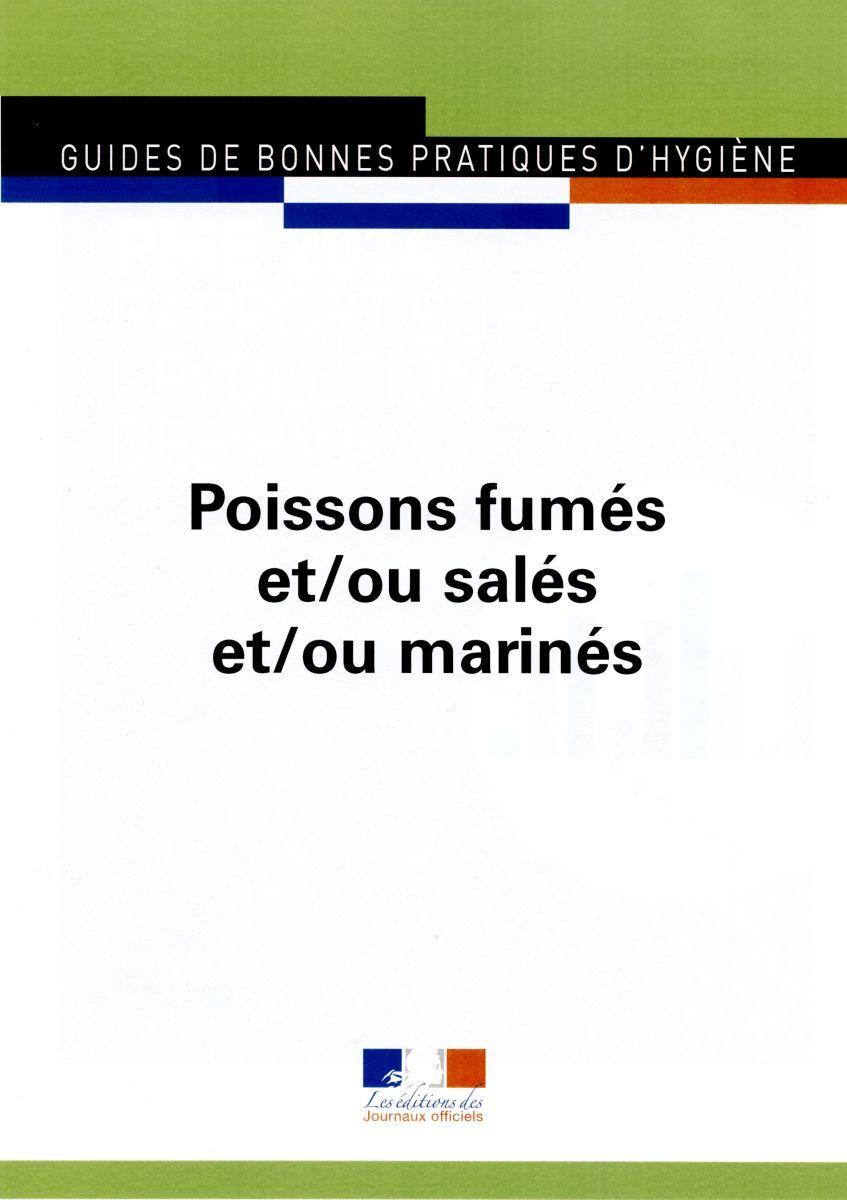 POISSONS FUMES ET/OU SALES ET/OU MARINES - GBPH 5934