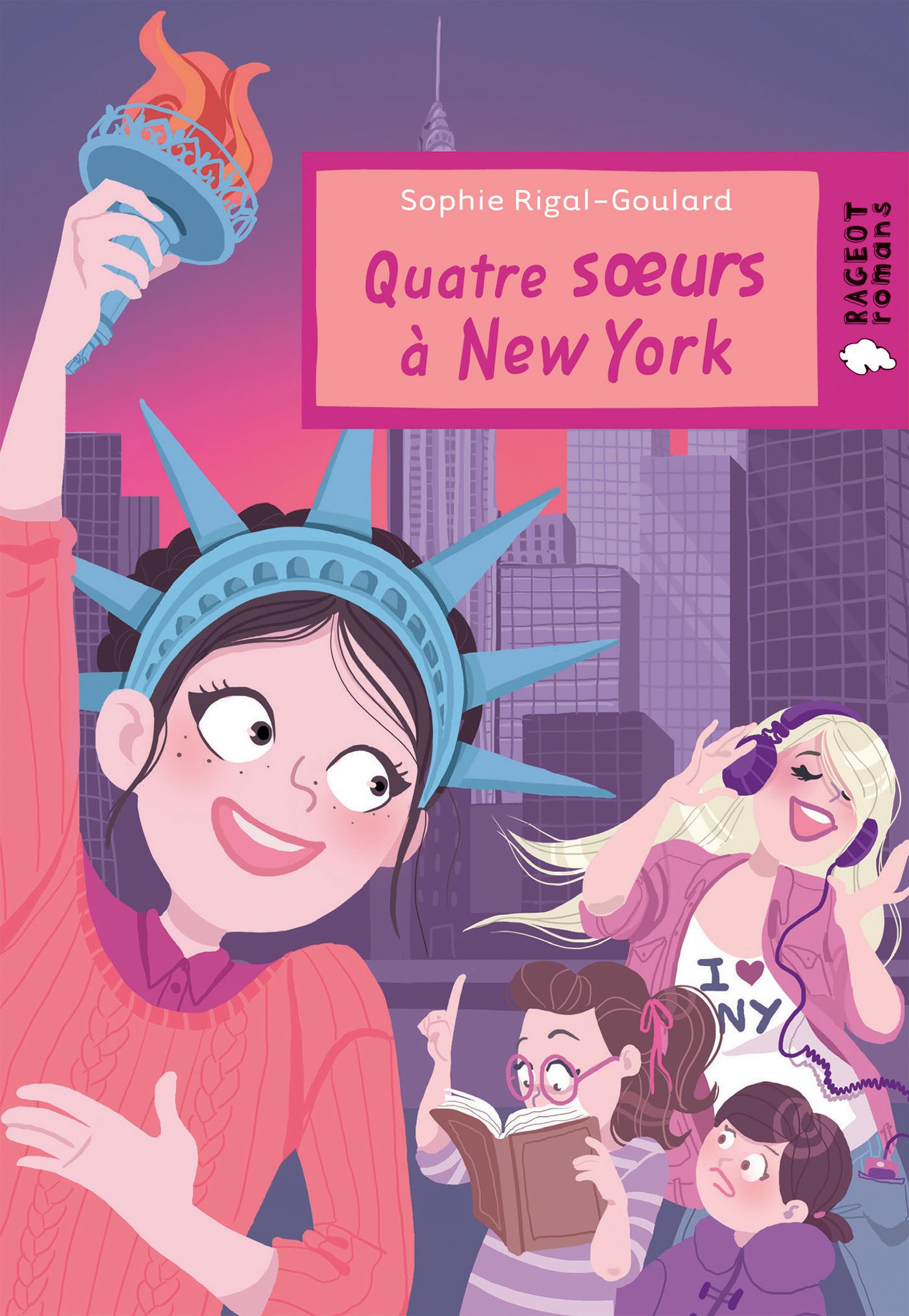 QUATRE SOEURS A NEW YORK