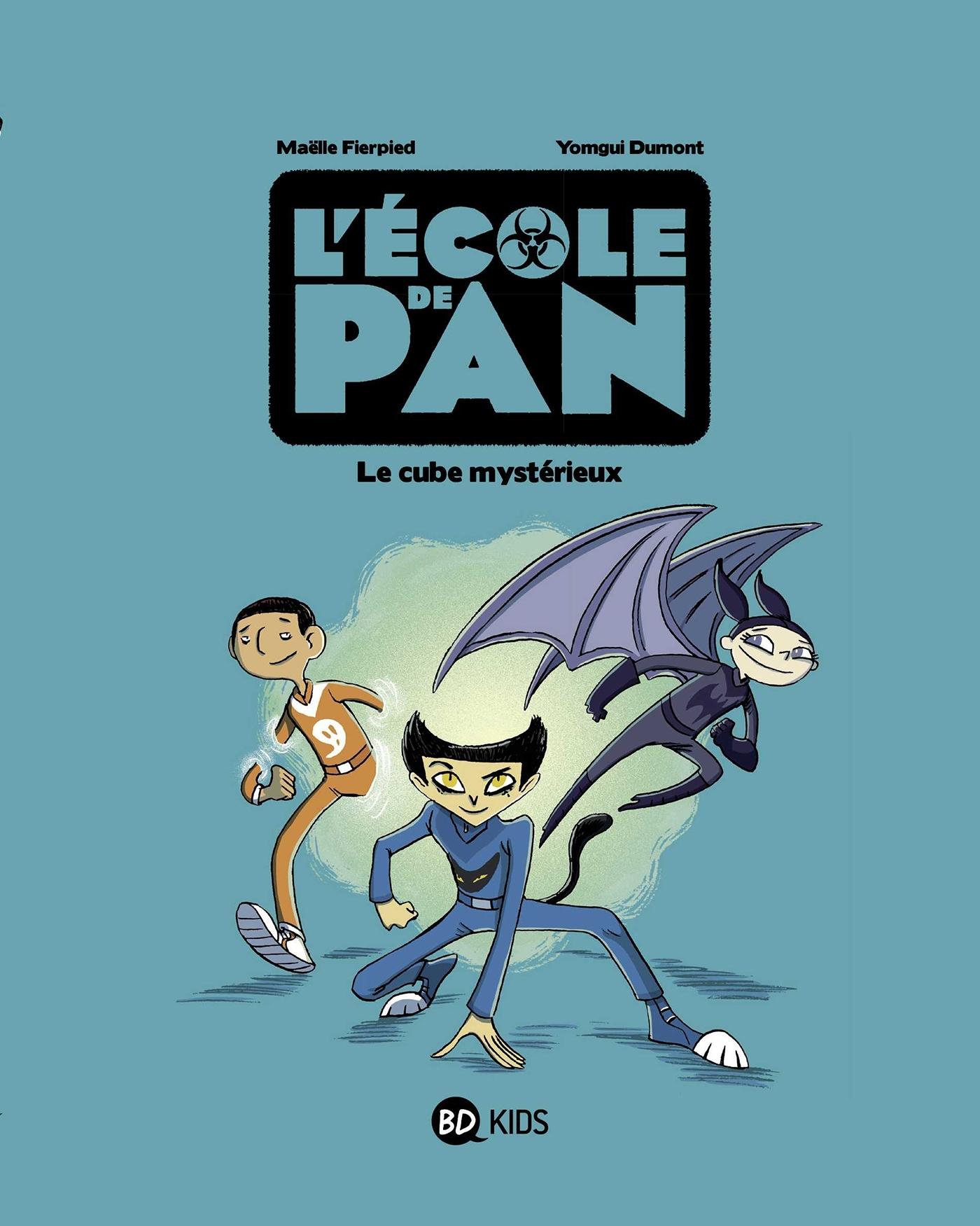 L'ECOLE DE PAN 1