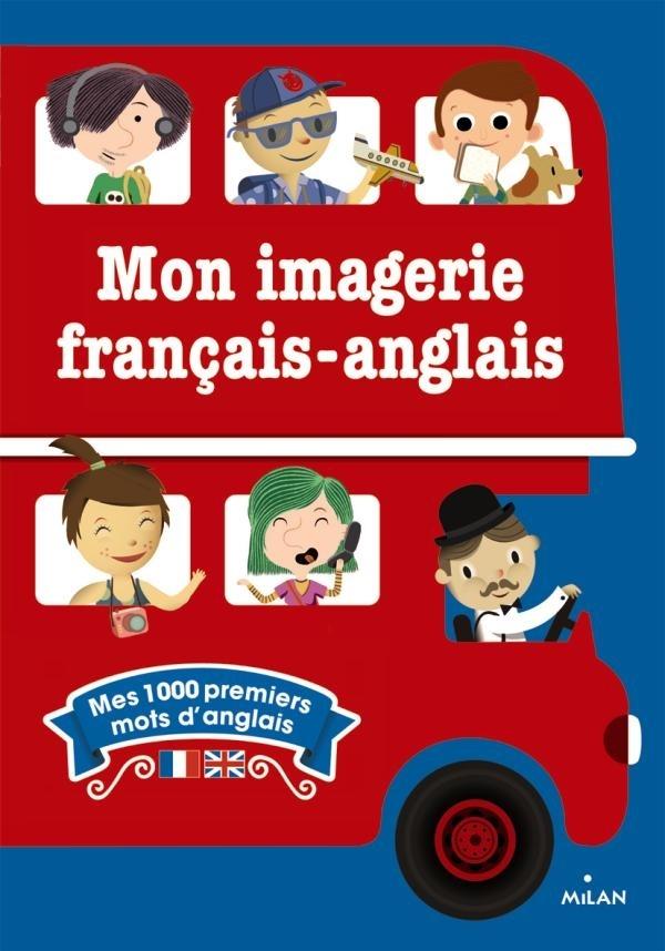 MON IMAGERIE FRANCAIS-ANGLAIS