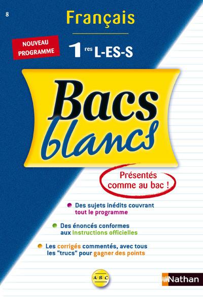 BACS BLANCS ABC FRANCAIS 1ERES L ES S N08