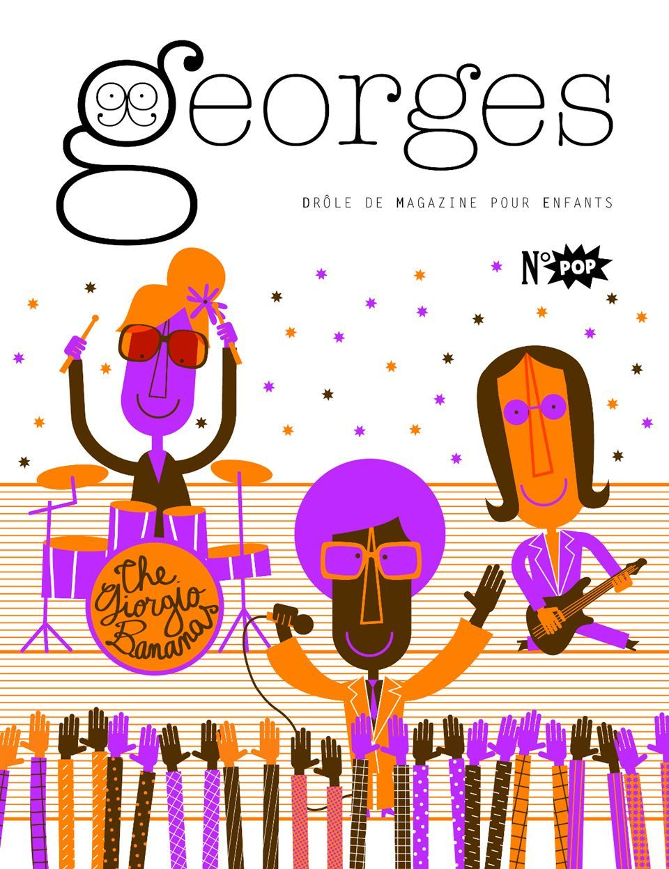 MAGAZINE GEORGES-N POP