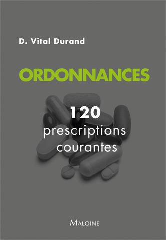 ORDONNANCES. 120 PRESCRIPTIONS COURANTES