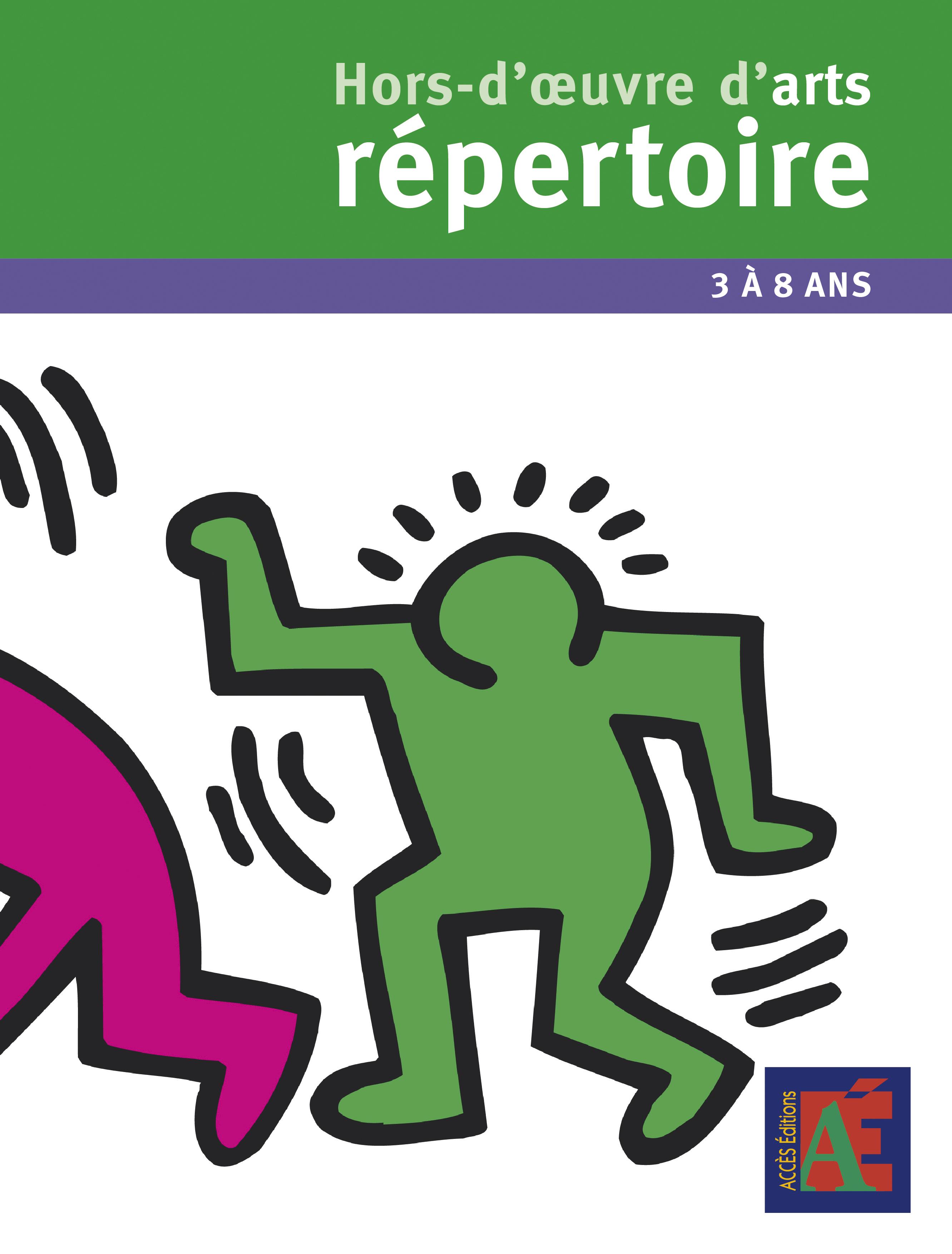 HORS-D'OEUVRE D'ARTS REPERTOIRE