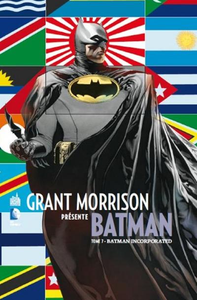 GRANT MORRISON PRESENTE BATMAN T7