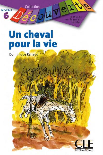 DECOUV CHEVAL POUR LA VIE + CD