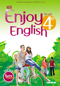 NEW ENJOY ENGLISH 4E - LIVRE + DVD-ROM