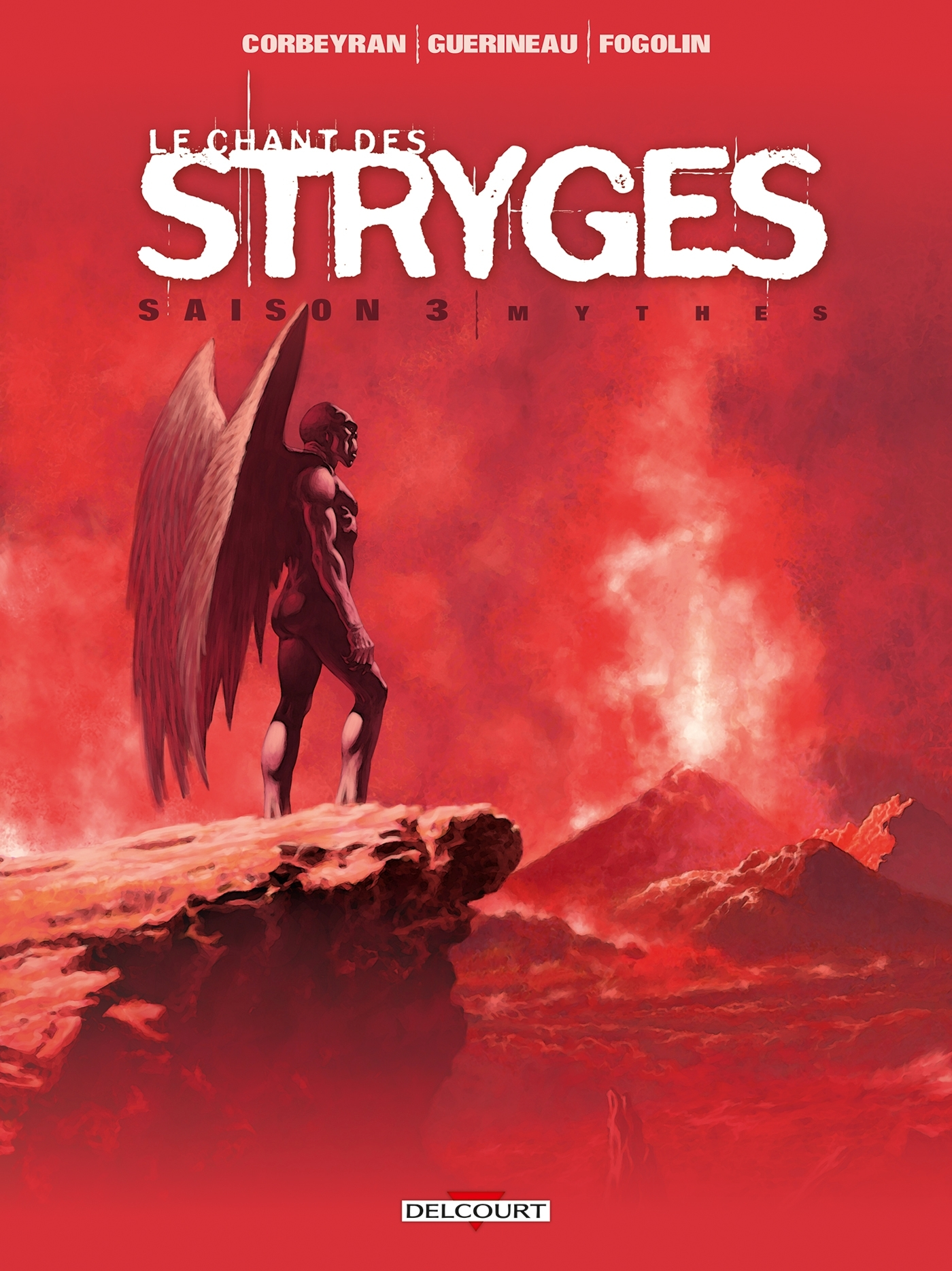 CHANT DES STRYGES SAISON 3 - 18 - MYTHES