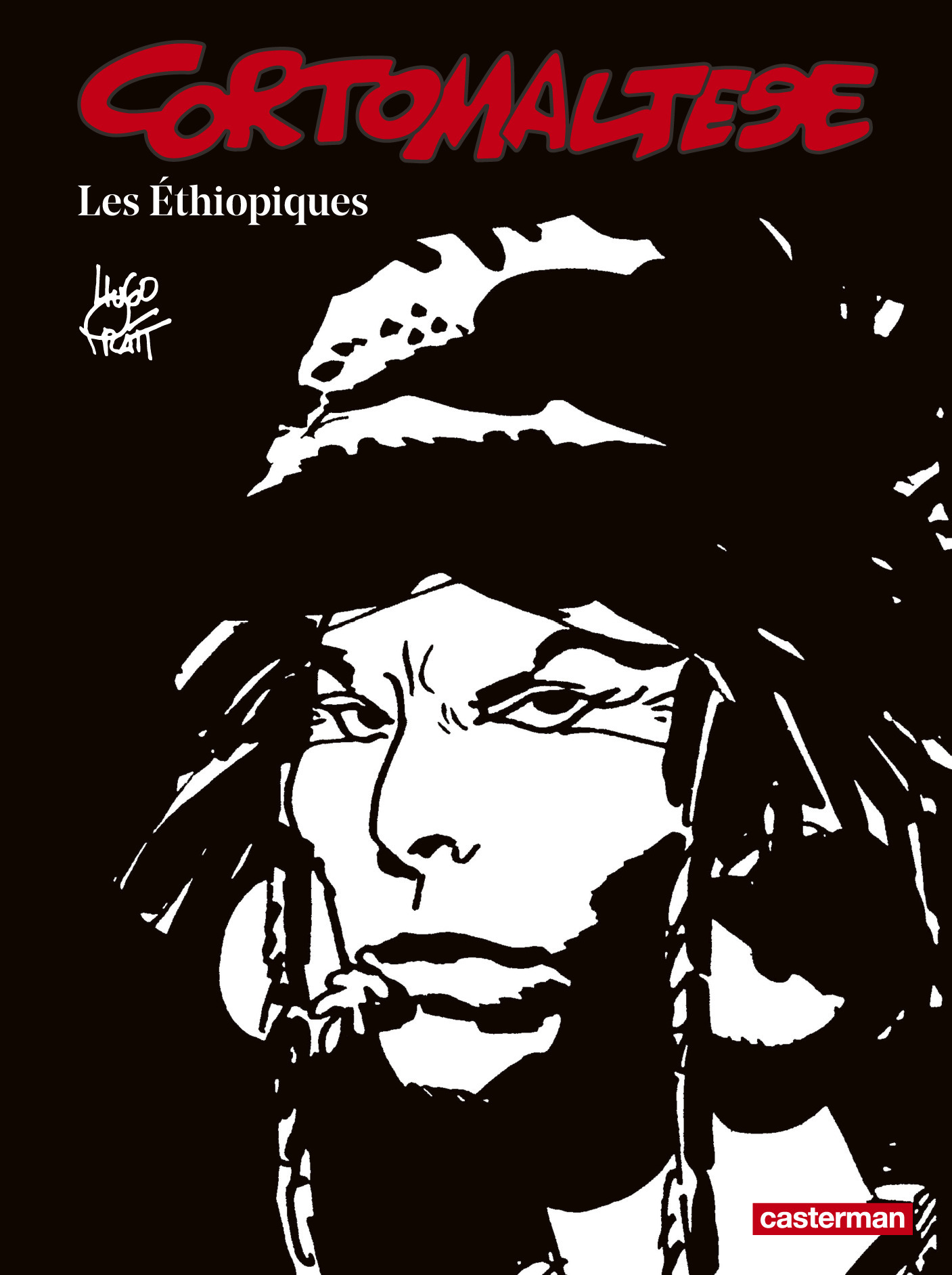 CORTO MALTESE T5 LES ETHIOPIQUES N&B