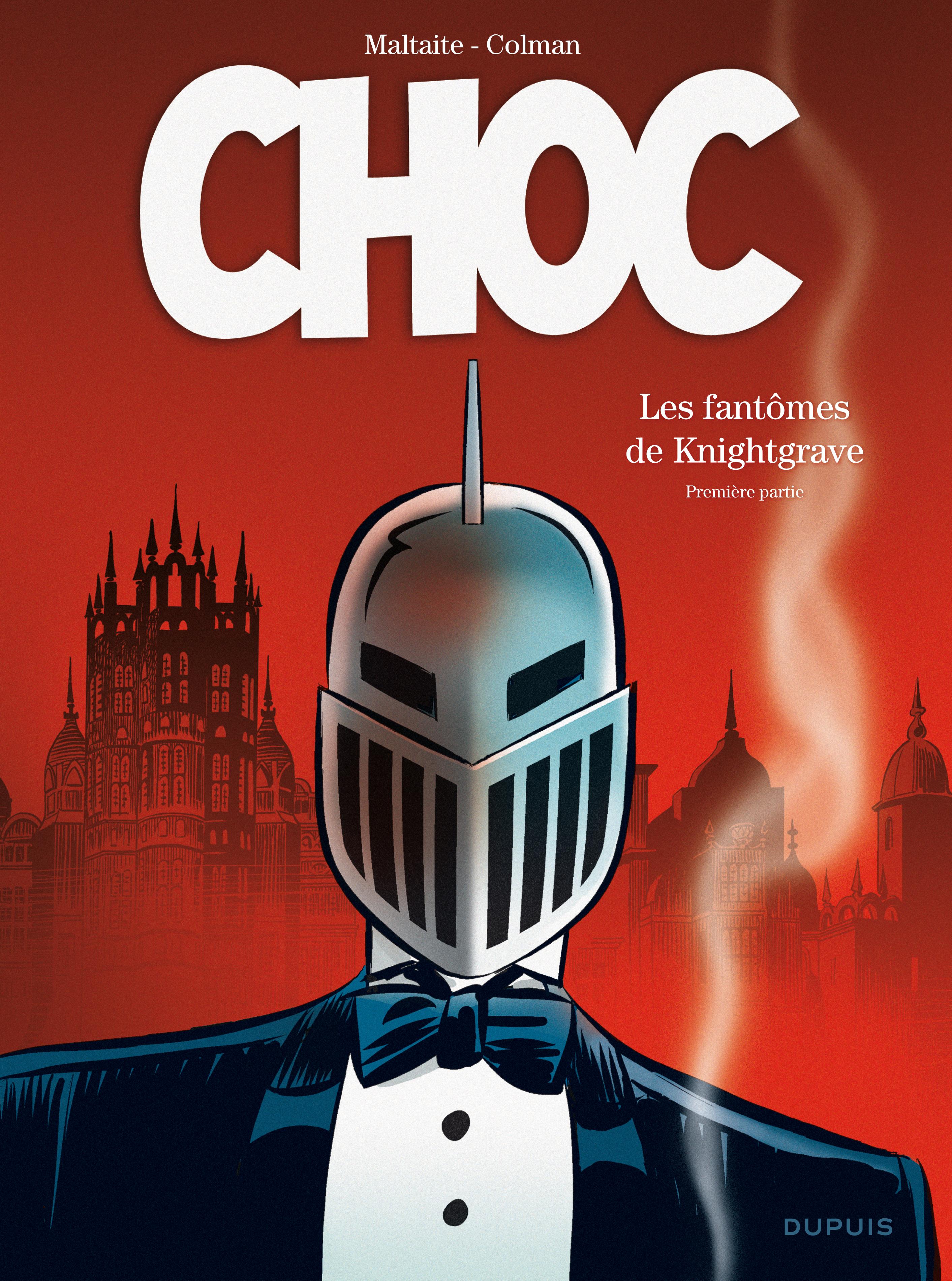 CHOC T1 LES FANTOMES DE KNIGHTGRAVE