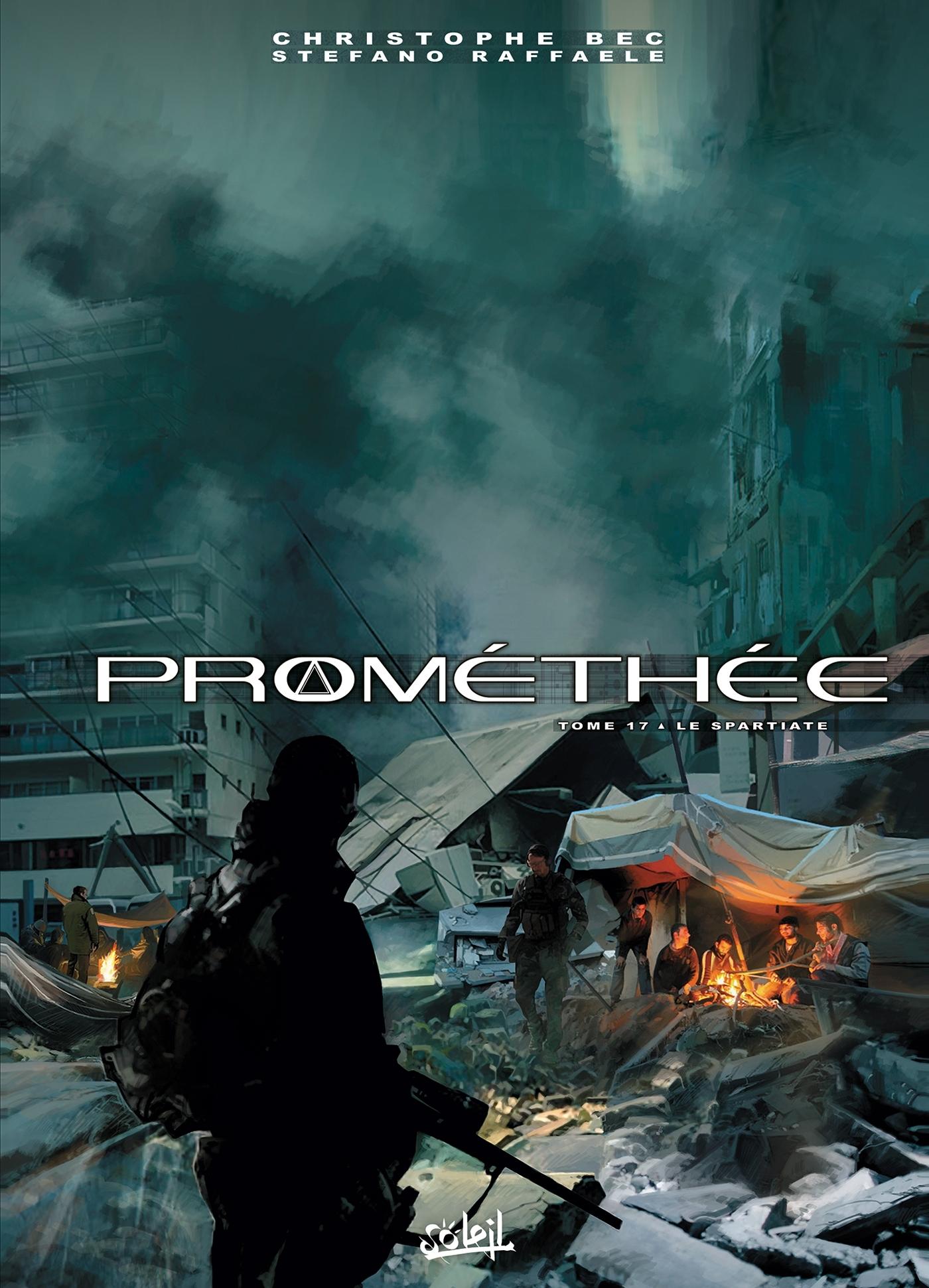 PROMETHEE 17 - LE SPARTIATE