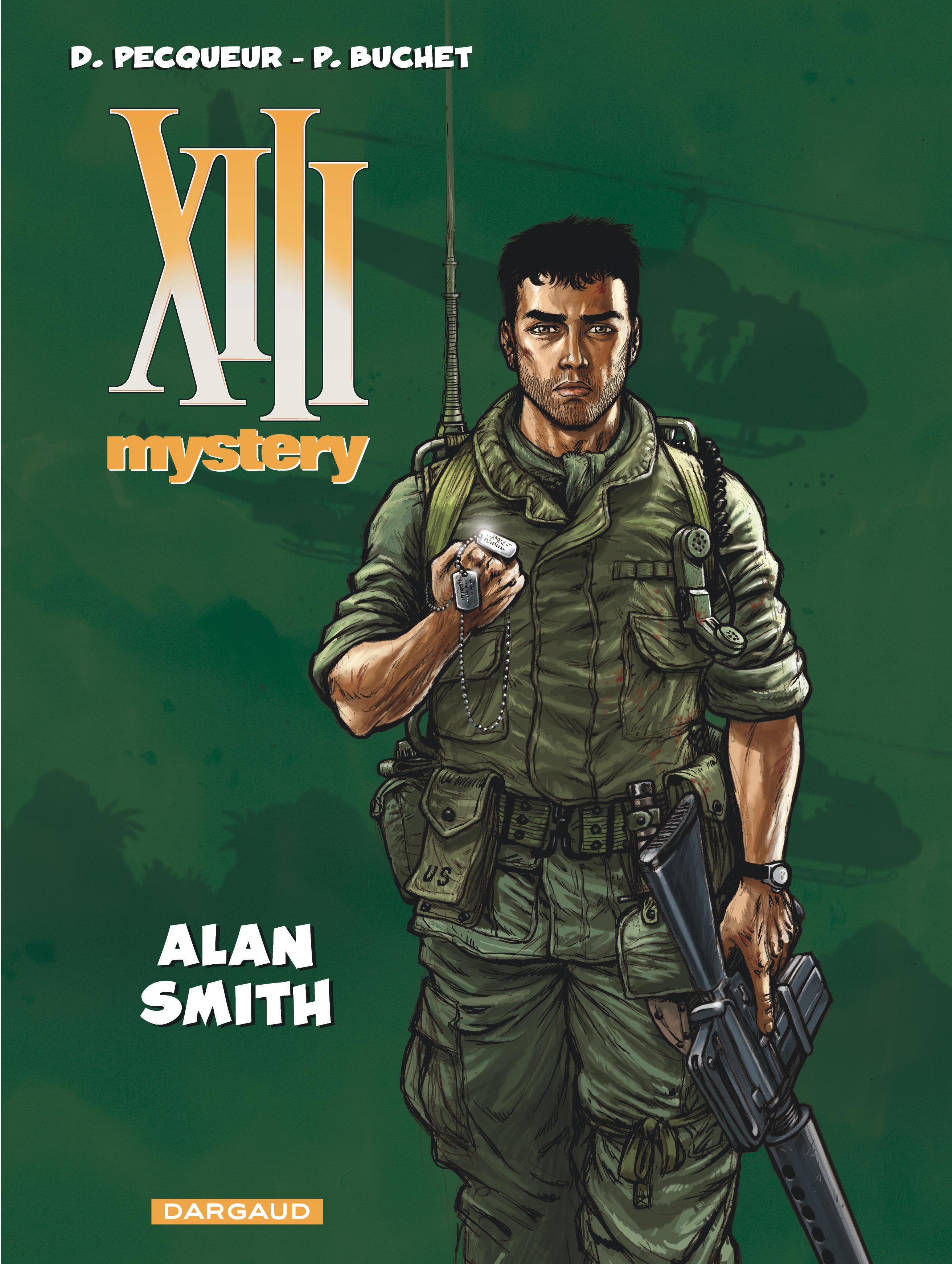 XIII MYSTERY T12 ALAN SMITH