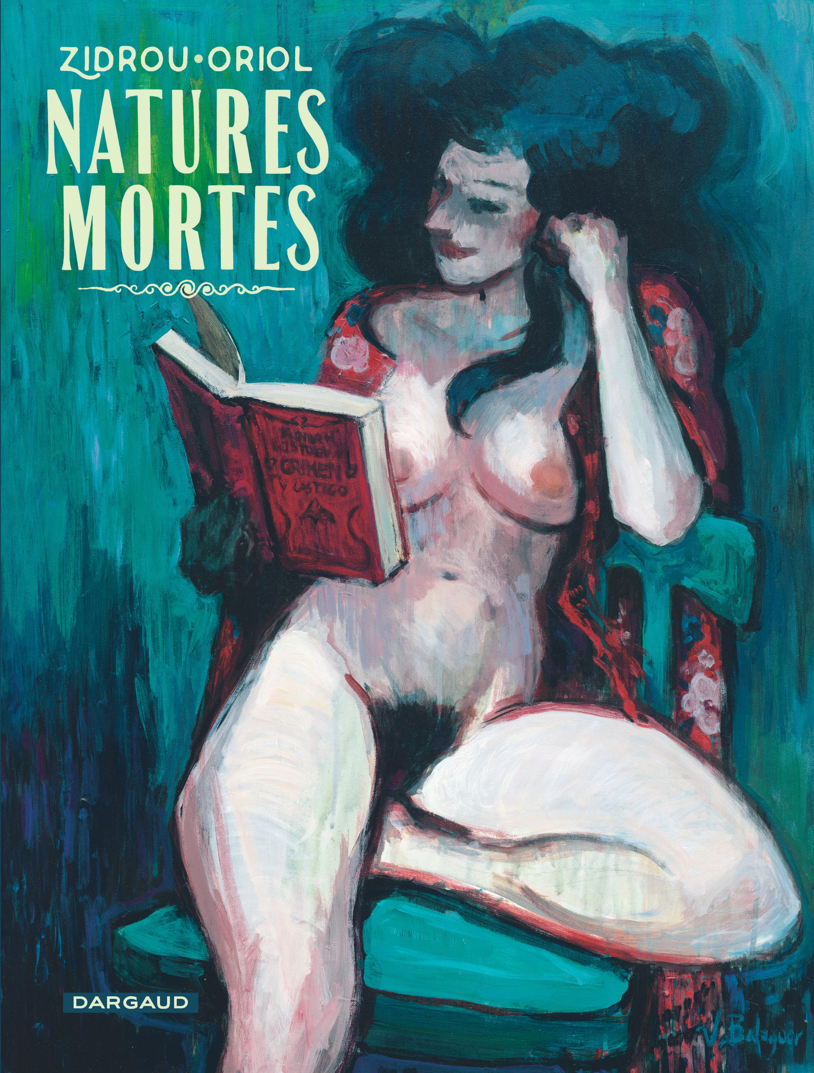 NATURES MORTES NATURES MORTES-ONE SHOT