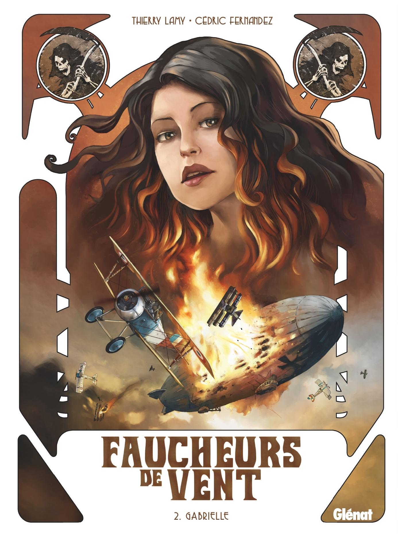 FAUCHEURS DE VENT - TOME 02