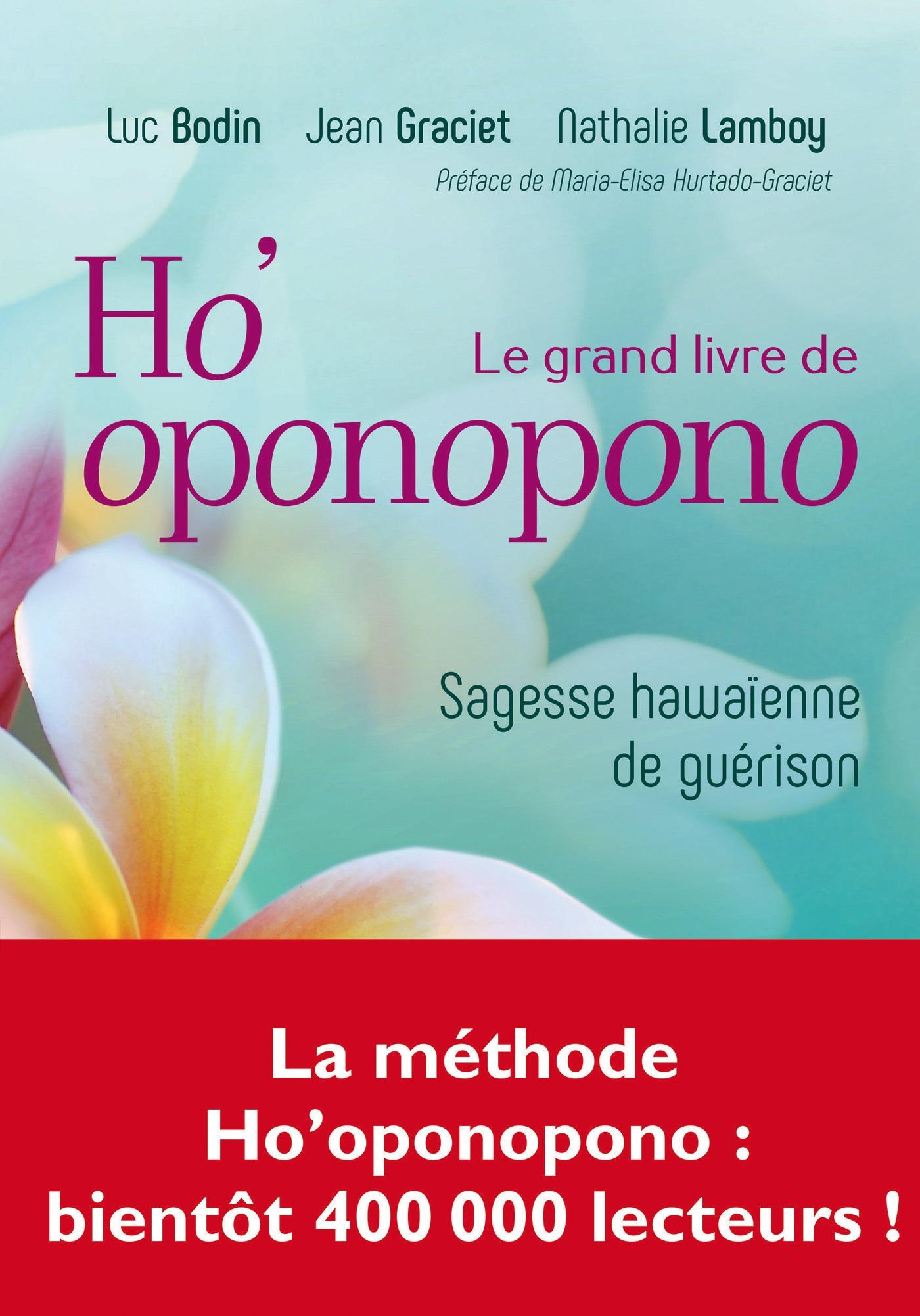 GRAND LIVRE DE HO'OPOOPONO (LE)