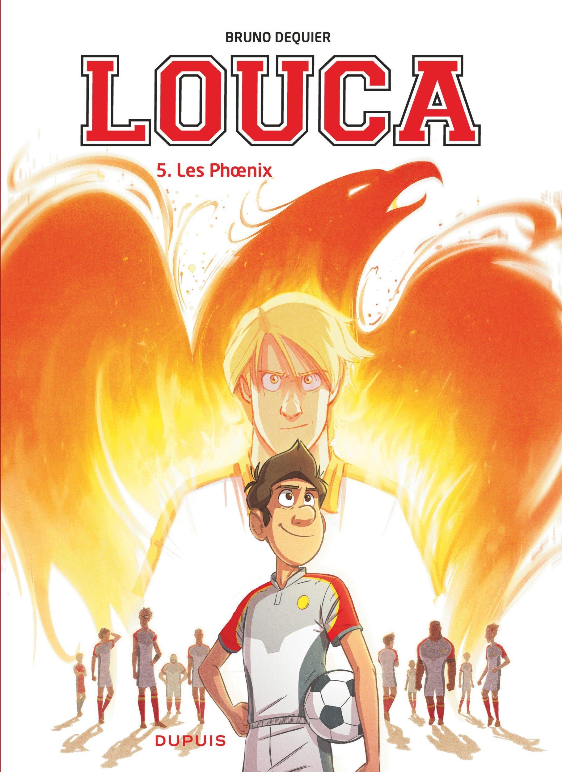 LOUCA T5 LOUCA - TOME 5 - LES PHOENIX