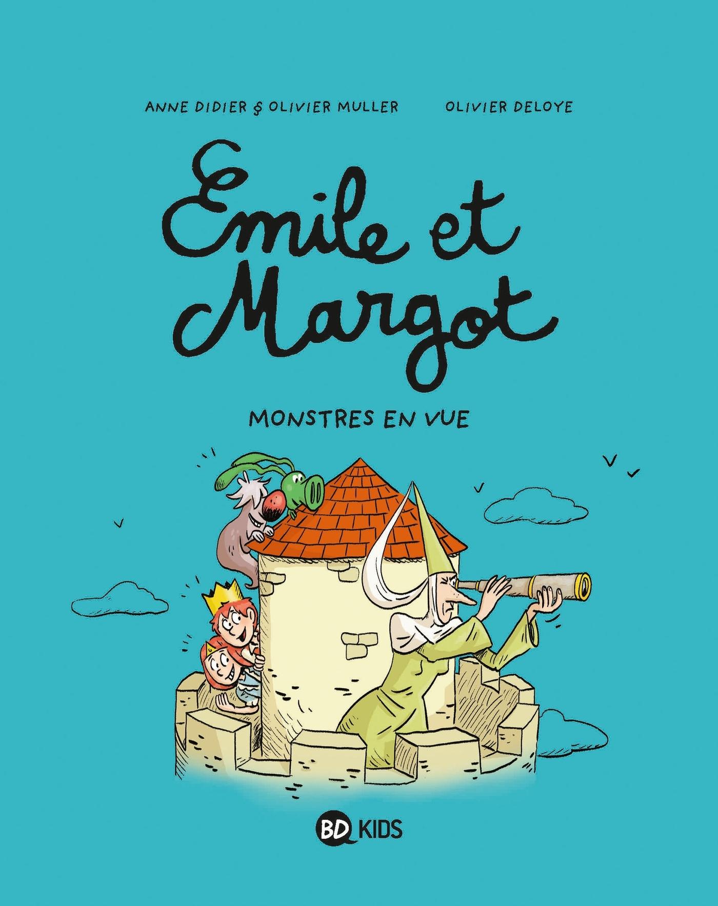 EMILE ET MARGOT, TOME 08